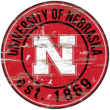 Nebraska Cornhuskers Distressed 24