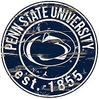 Penn State Nittany Lions Distressed 24