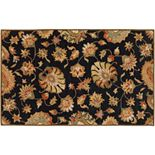 Decor 140 Caesar Floral Wool Rug