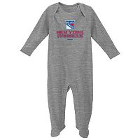 Baby Reebok New York Rangers Thermal Sleep & Play