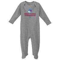 Baby Reebok New York Rangers Thermal Sleep & Play