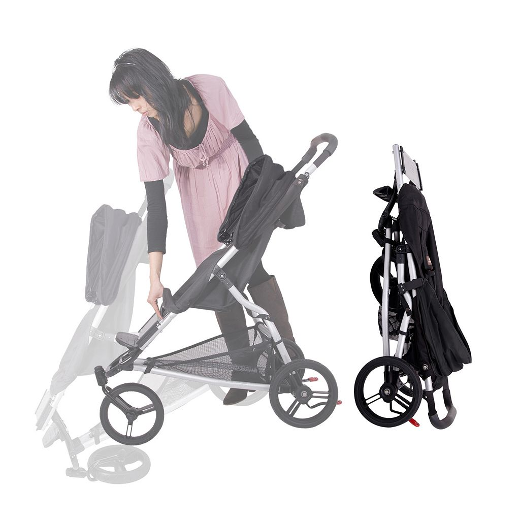 Mountain Buggy Mini Compact Stroller & Car Seat Adapter Set