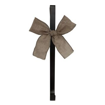 SONOMA Goods for Life™ Burlap Bow Wreath Holder
