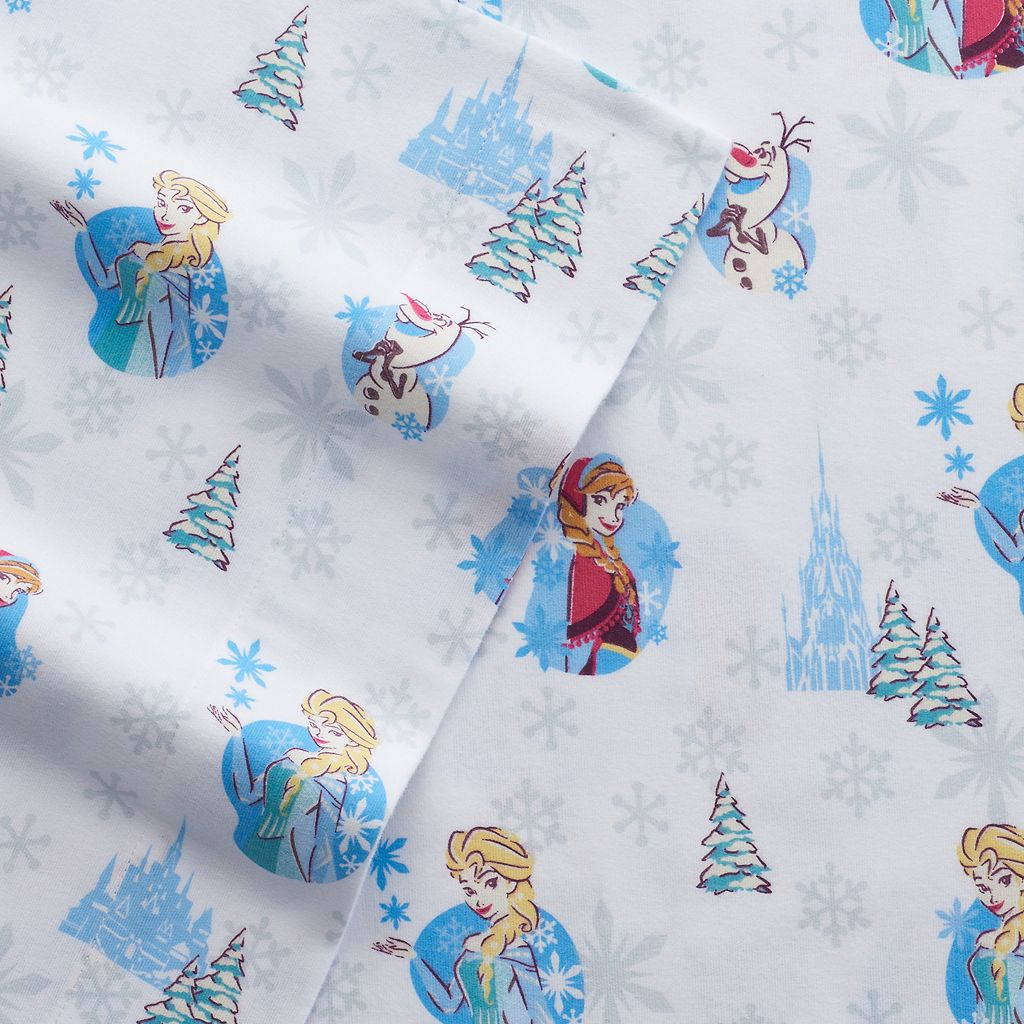 Disney's Frozen Princess Flannel Sheets by Jumping Beans®