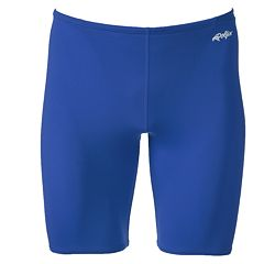 Men's Dolfin Solid Jammer Swim Trunks