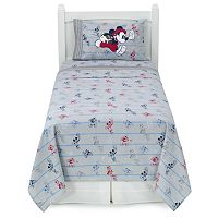Disney's Mickey Mouse Flannel Sheets by Jumping Beans®