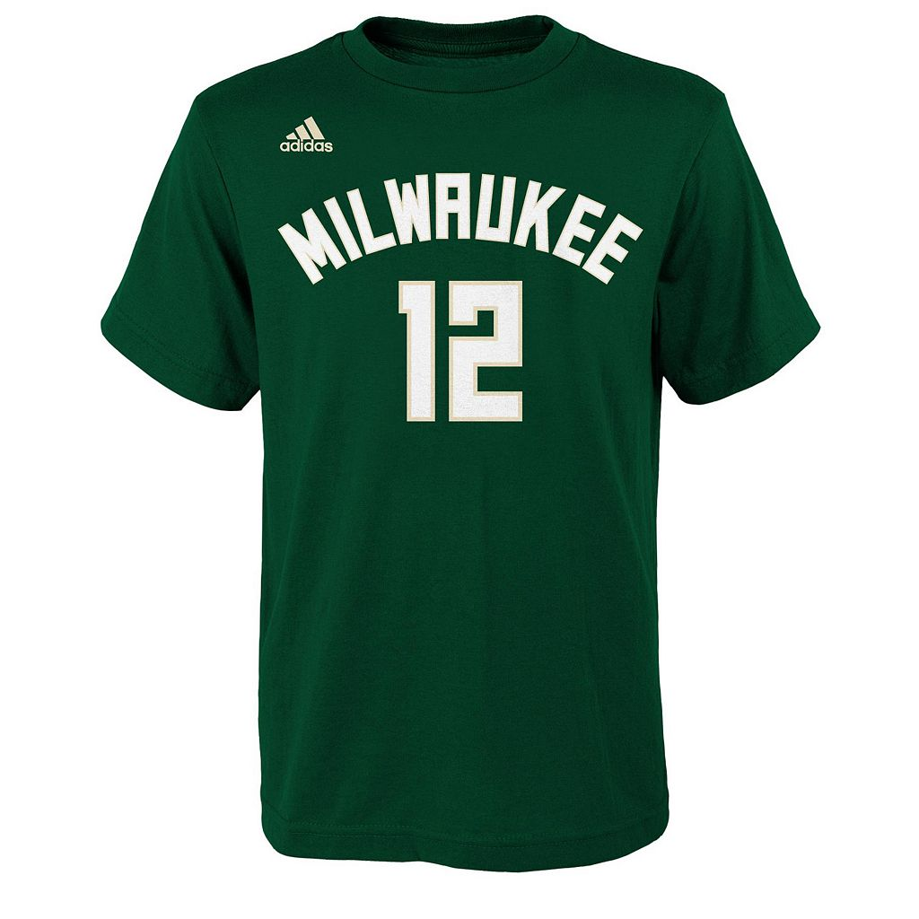 Boys 8-20 adidas Milwaukee Bucks Jabari Parker Player Tee