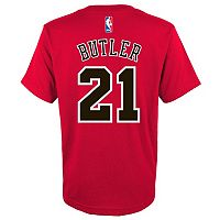Boys 8-20 adidas Chicago Bulls Jimmy Butler Player Tee