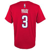 Boys 8-20 adidas Los Angeles Clippers Chris Paul Player Tee