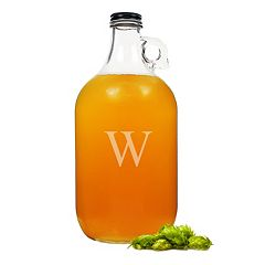 Cathy's Concepts 64-oz. Monogram Beer Growler
