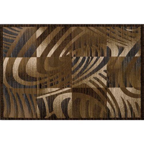 Momeni Abstract Zebra Rug