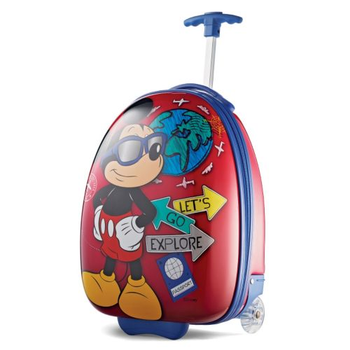 Mickey Mouse 18-Inch Kids Luggage by American Tourister