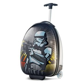 Kids Star Wars Stormtrooper 18-Inch Wheeled Luggage by American Tourister