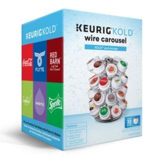 Keurig® KOLD™ Wire Carousel Pod Storage