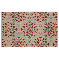 SONOMA Goods for Life™ Medallion Indoor Outdoor Rug
