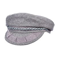 Aegean Wool-Blend Fisherman's Cap - Men