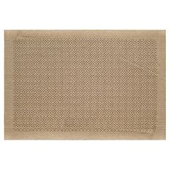 SONOMA Goods for Life™ Diamond Border Indoor Outdoor Rug