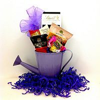 Fifth Avenue Gourmet The Watering Can Gift Basket Set