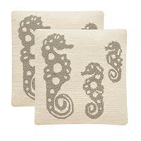 Safavieh 2 pc Tropical Oreas Outdoor Throw Pillow Set