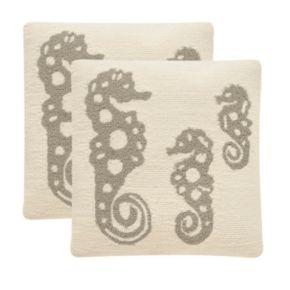 Safavieh 2-piece Tropical Oreas Outdoor Throw Pillow Set