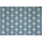 Momeni Baja Squares Indoor Outdoor Rug