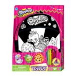 Shopkins Color Your Own Backpack