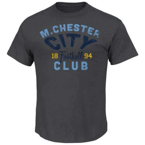 Men's Premier League Manchester City FC Softhand Tee
