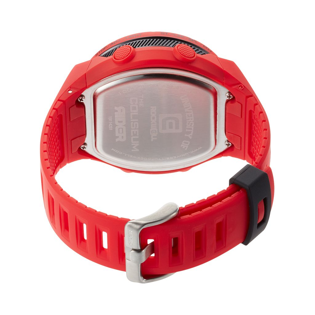 Rockwell Nebraska Cornhuskers Coliseum Chronograph Watch - Men