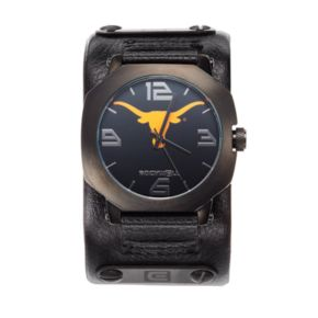 Rockwell Texas Longhorns Assassin Leather Watch - Men