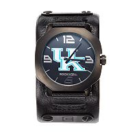 Rockwell Kentucky Wildcats Assassin Leather Watch - Men
