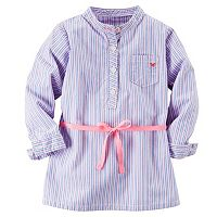 Girls 4-8 Carter's Girls Striped Tunic