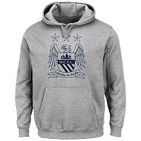 Men's Premier League Manchester City FC Crest Hoodie