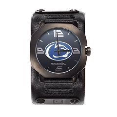 Rockwell Penn State Nittany Lions Assassin Leather Watch - Men