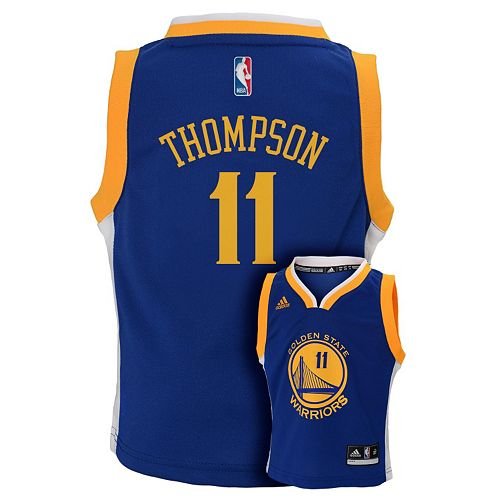 the latest 39363 746f6 Boys 8-20 adidas Golden State Warriors Klay Thompson NBA ...