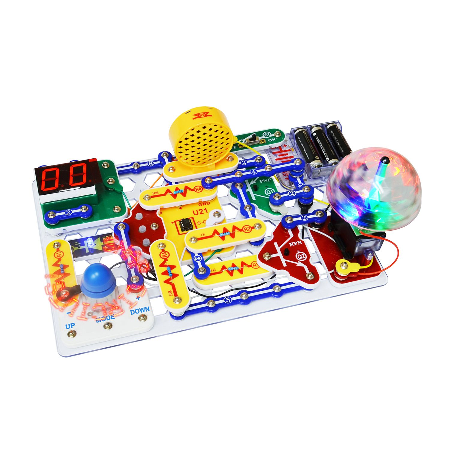 Learning Science Toys