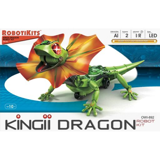 OWI RobotiKits Kingii Dragon