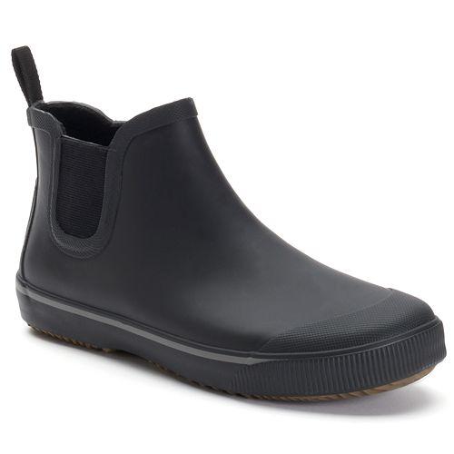 Tretorn Strala Men S Chelsea Rain Boots