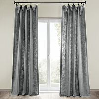 EFF Heavyweight Solid Window Curtain