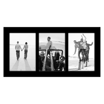 Malden Classic Trio 3-Opening 5'' x 7'' Frame