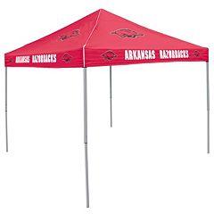Logo Brand Arkansas Razorbacks Tent