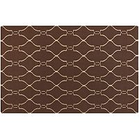 Surya Fallon Lattice Wool Rug