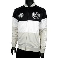 Men's Zipway Brooklyn Nets Stadium Sport Jacket