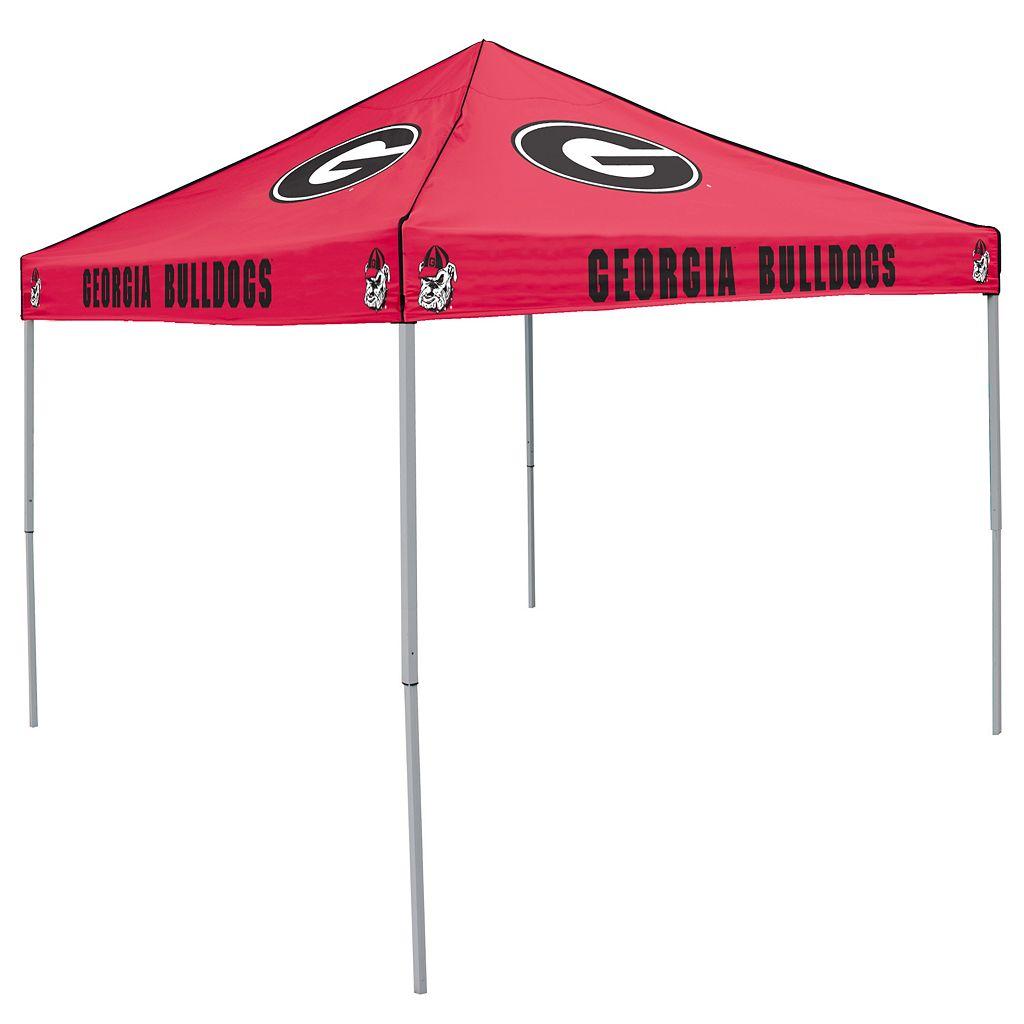 Logo Brand Georgia Bulldogs Tent