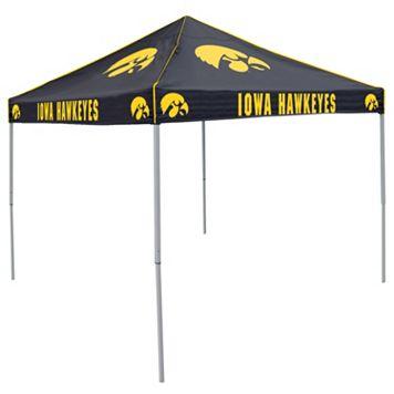 Logo Brand Iowa Hawkeyes Tent