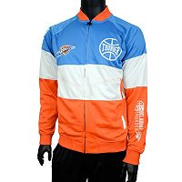 Men's Zipway Oklahoma City Thunder Stadium Sport Jacket