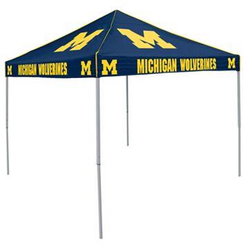 Logo Brand Michigan Wolverines Tent