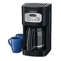 Cuisinart Black 12 cupProgrammable Coffee Maker