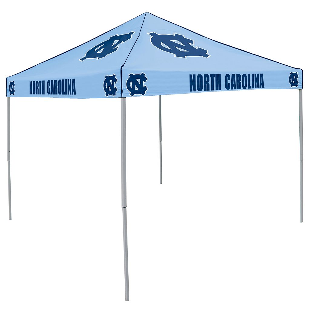 Logo Brand North Carolina Tar Heels Tent