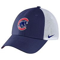 Adult Nike Chicago Cubs Heritage86 Dri-FIT Adjustable Cap