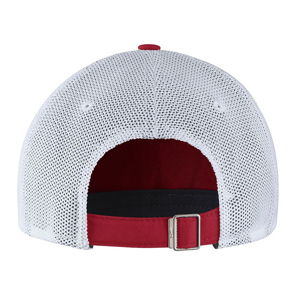Adult Nike St. Louis Cardinals Heritage86 Dri-FIT Adjustable Cap